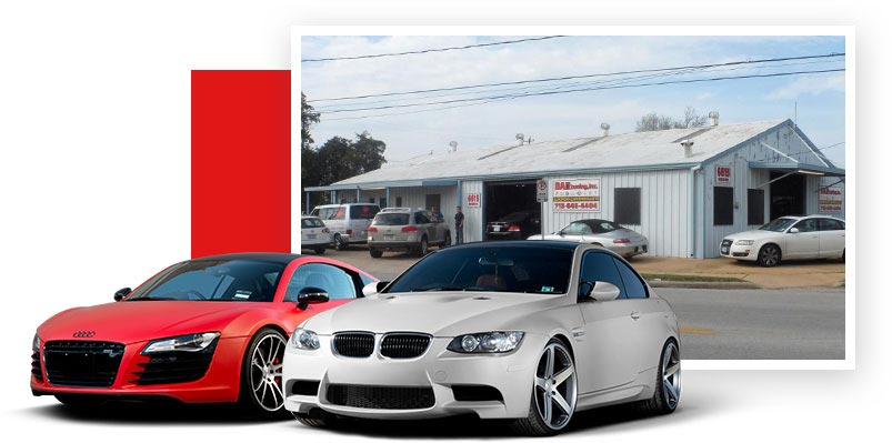 Welcome to Bartuning Inc. - Houston European Auto Repair